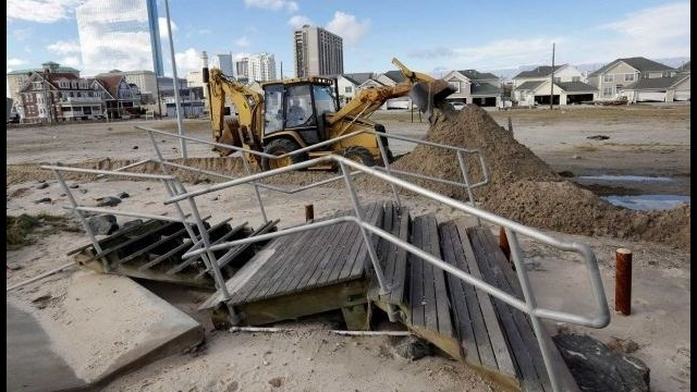 Atlantic City casino reopens for first time in 5 days