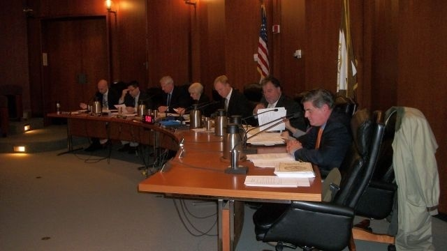 Bethlehem adopts 10 budgets for 2014, honors outgoing mayor