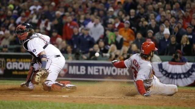 Cardinals even World Series with Game 2 win over Red Sox