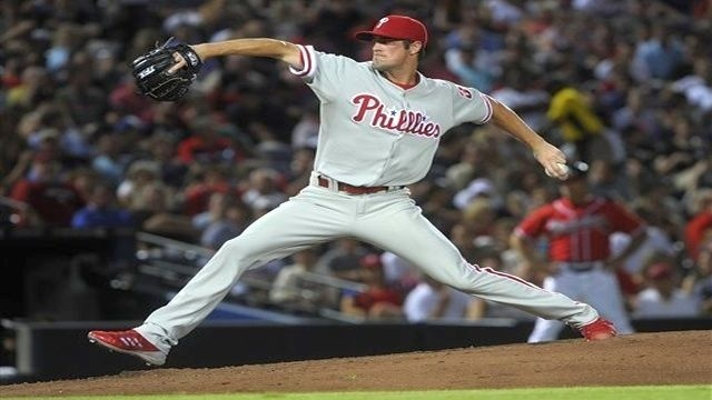 Hamels says he'll miss opening day start