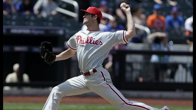 Phillies complete sweep of Mets with 5-1 win