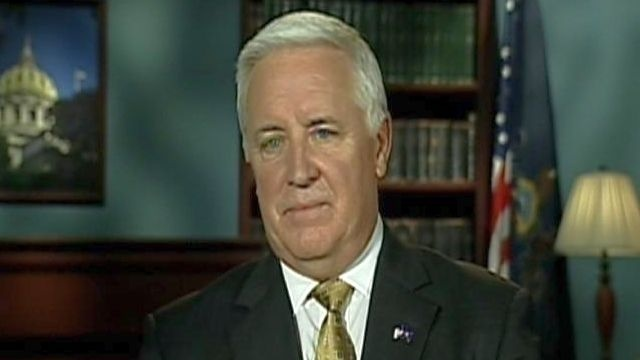 Corbett says he's read Sandusky investigation report