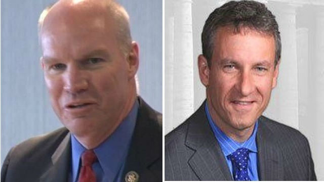 17th Congressional Democrats battle for votes in new geographies