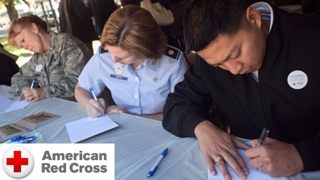 American Red Cross: Holiday Mail for Heroes