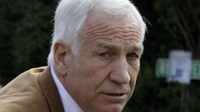 Victim 9 files abuse claim vs. Jerry Sandusky, Penn State