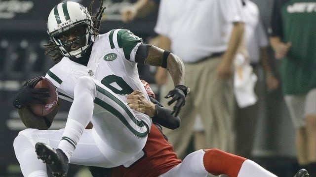 Jets shock the Falcons with a 30-28 win on the game's final play