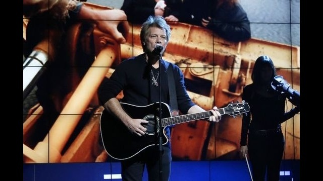 Bon Jovi gives $1M to New Jersey Superstorm Sandy relief