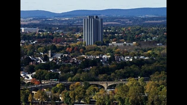 New TIF plan proposed for Bethlehem's Martin Tower