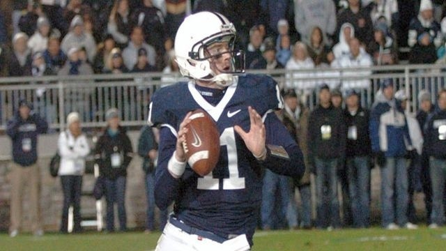 Former Penn State quarterback Matt McGloin signs with Philadelphia Eagles
