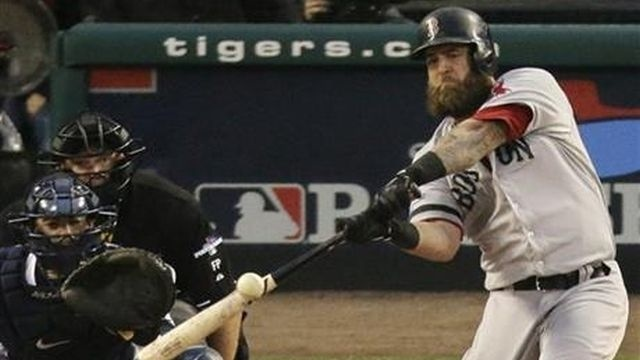 Red Sox edge Tigers 1-0 In ALCS Game 3