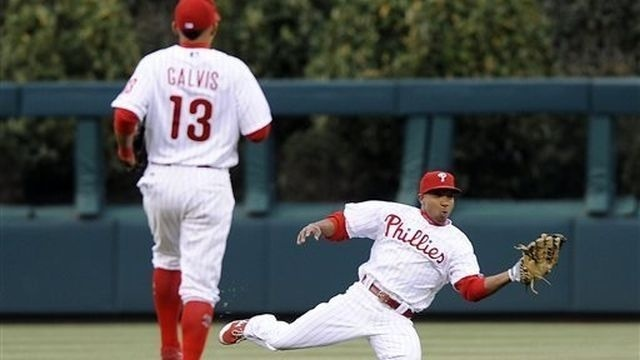 Phillies struggle at plate, lose to Pirates 2-0