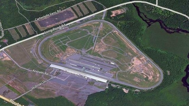 Road improvements coming at Pocono Raceway