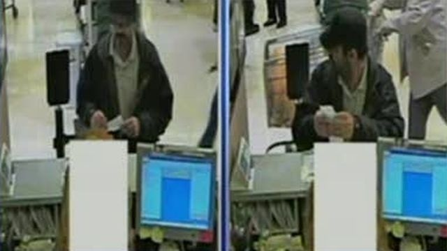 FBI searches for 'silent bandit'