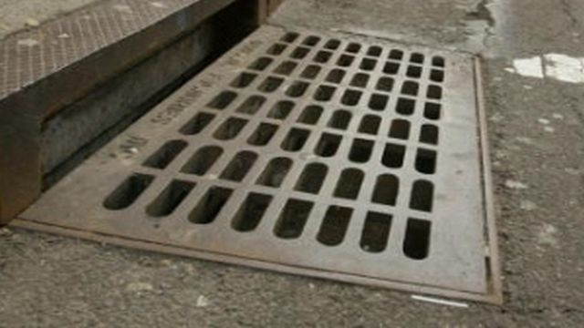 Police look for burly burglars stealing storm grates in Bethlehem