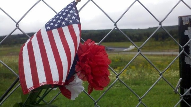 Number of visitors to Pa. Flight 93 memorial grows
