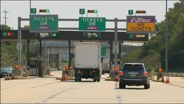 Pa. Turnpike tolls to increase on Sunday