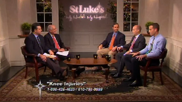 Talk With Your Doctor - Knee Injuries