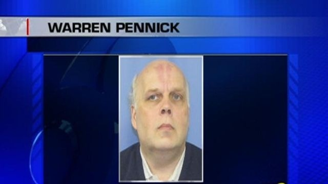 Warren Pennick of Lansdale tells police he stabbed his mother on Halloween
