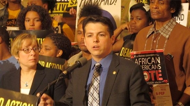 Brendan Boyle defeats 3 rivals for Democratic nomination in Pa.'s 13th District