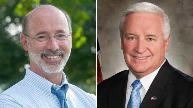Job No. 1 for the next PA governor? A huge budget gap