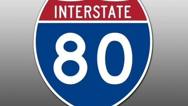 I-80 West reopens in Monroe County after bus fire