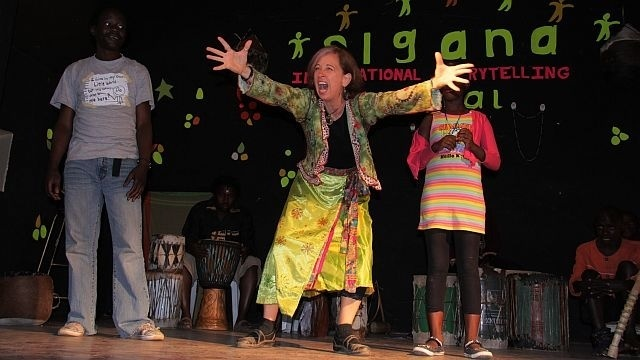 Arts Around Town: Tales from around the world feature Lehigh Valley storyteller Kristin Pedemonti