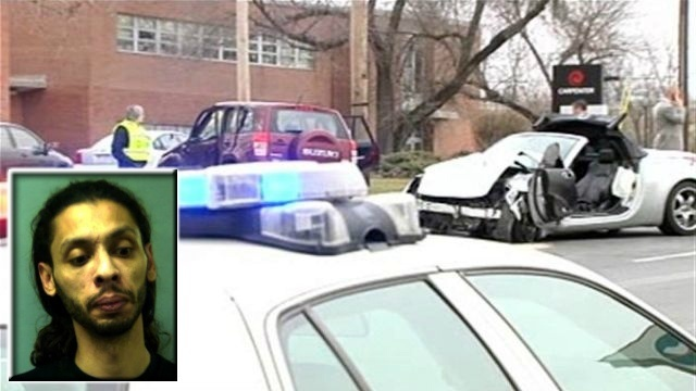 Speeding driver pleads guilty, sentenced for causing deadly crash in Reading