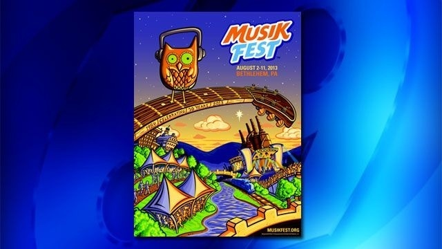 Musikfest unveils new logo, poster to kick off 30th anniversary year