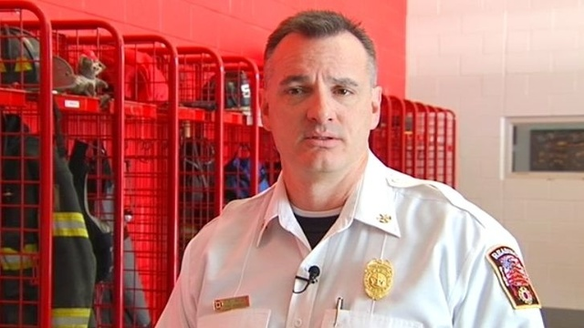 Todd Iaeger, Reading fire marshal, stepping down to take job in North Carolina