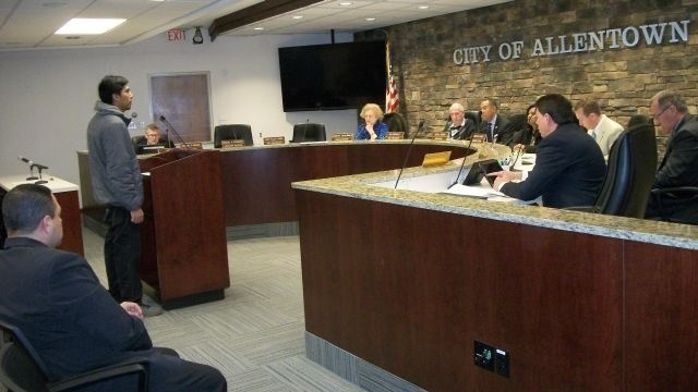 Allentown City Council takes a stand for U.S. immigration reform