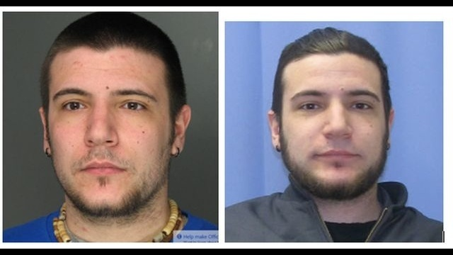 Phillip Ditalia  sought by police in connection with thefts