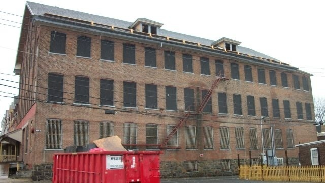 Apartment units proposed in old Allentown building