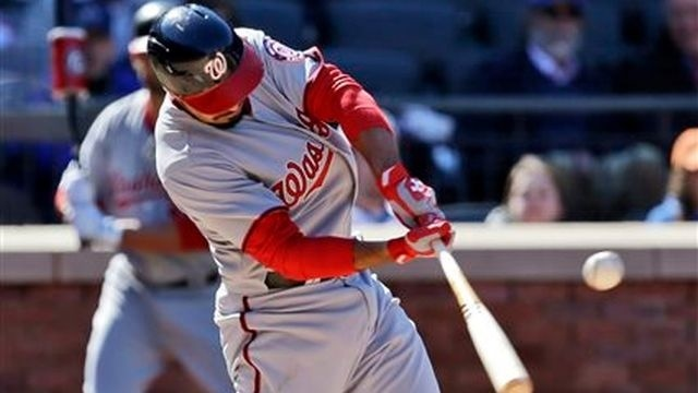 Rendon railles Nationals past Mets in 10