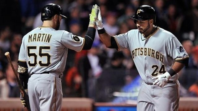 5 HRs not enough as Pirates fall to Cubs 7-5