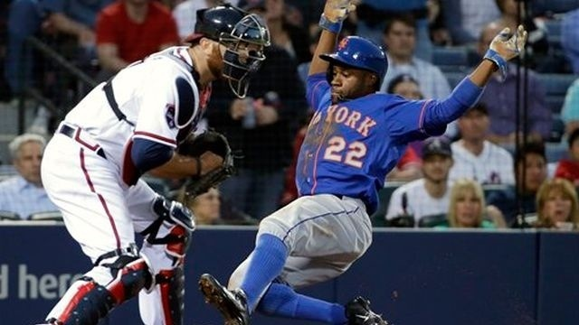 Young has 3 hits, 3 SBs, 4 runs, Mets beat Braves