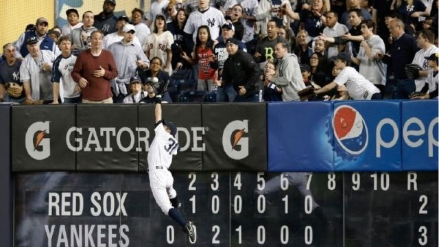 Yankees beat Red Sox, 3-2, with replay help