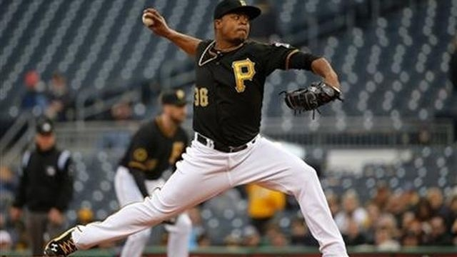 Volquez outdueled as Pirates fall to Reds 4-1