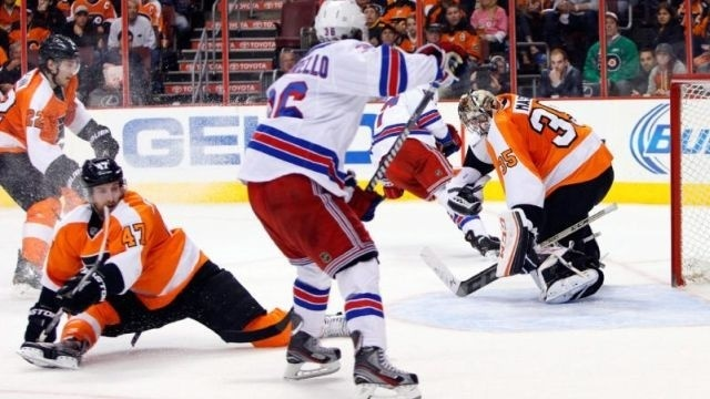 Flyers beat Rangers, 5-2, to force Game 7