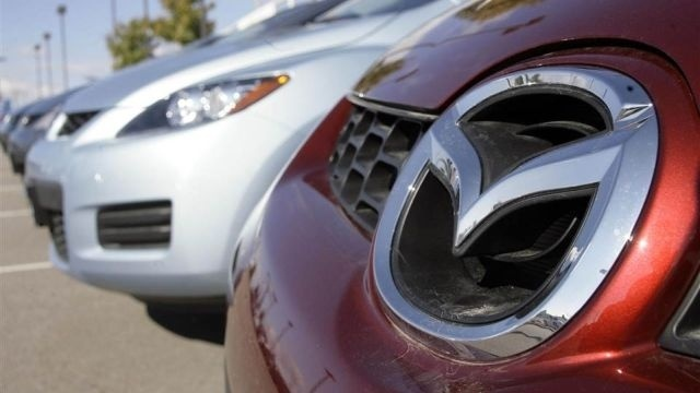 Mazda recalls cars because of ... spiders?