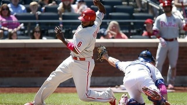 Minus Papelbon, Phils can't close; Mets win in 11