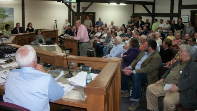 Lower Macungie commissioners hear mixed comments on TIF for Hamilton Crossings