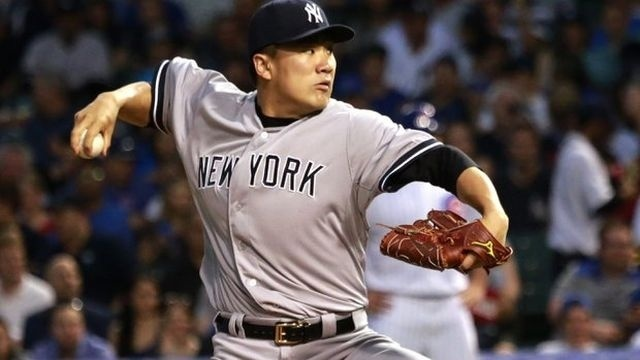 Tanaka's unbeaten streak stopped by Cubs