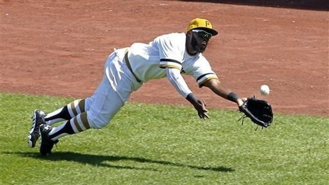 Pirates fall to Nationals 5-2