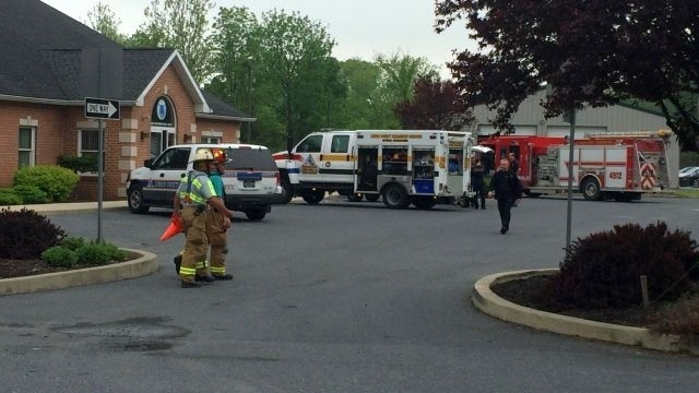 Hazmat team called to bank in Northampton County for 2nd time in week