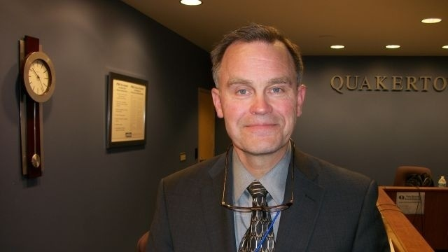 Quakertown board gives final approval to new superintendent Dr. William Harner