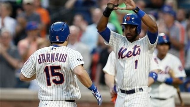 Chris Young, Mets rough up Kazmir, Athletics 10-1