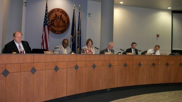 Lehigh County commissioners debate tax increase process