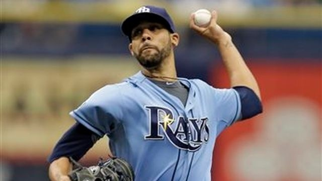 Price strikes out 11 Pirates, Rays win 5-1