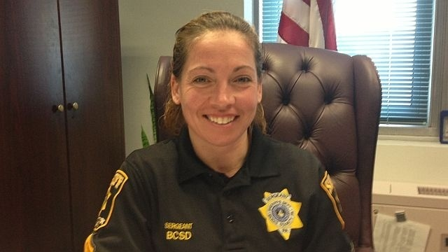 Berks County sheriff sergeant promoted to captain