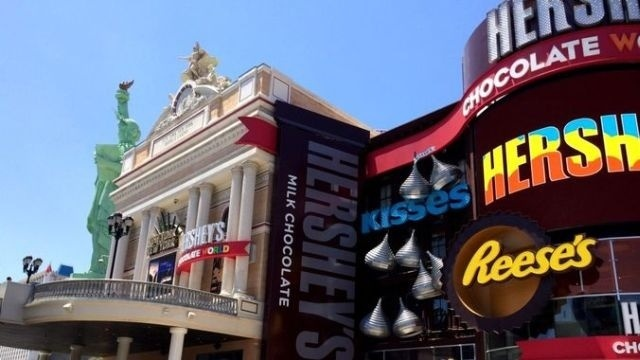 Hershey's World adds to Vegas' chocolate offerings